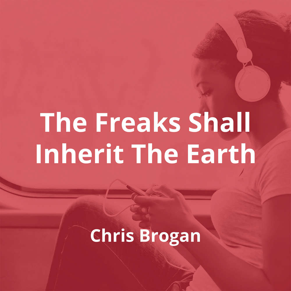 The Freaks Shall Inherit The Earth by Chris Brogan - Summary