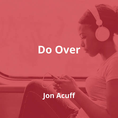 Do Over by Jon Acuff - Summary