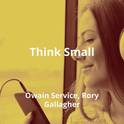 Think Small by Owain Service, Rory Gallagher - Summary