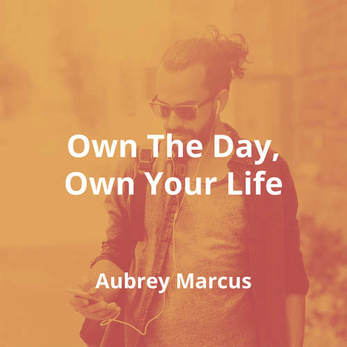 Own The Day, Own Your Life by Aubrey Marcus - Summary
